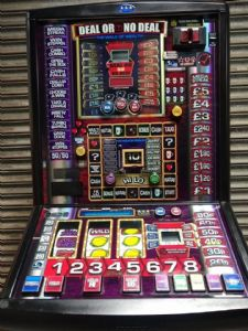 Deal or No Deal - Walk of Wealth - £5 Jackpot Fruit Machine